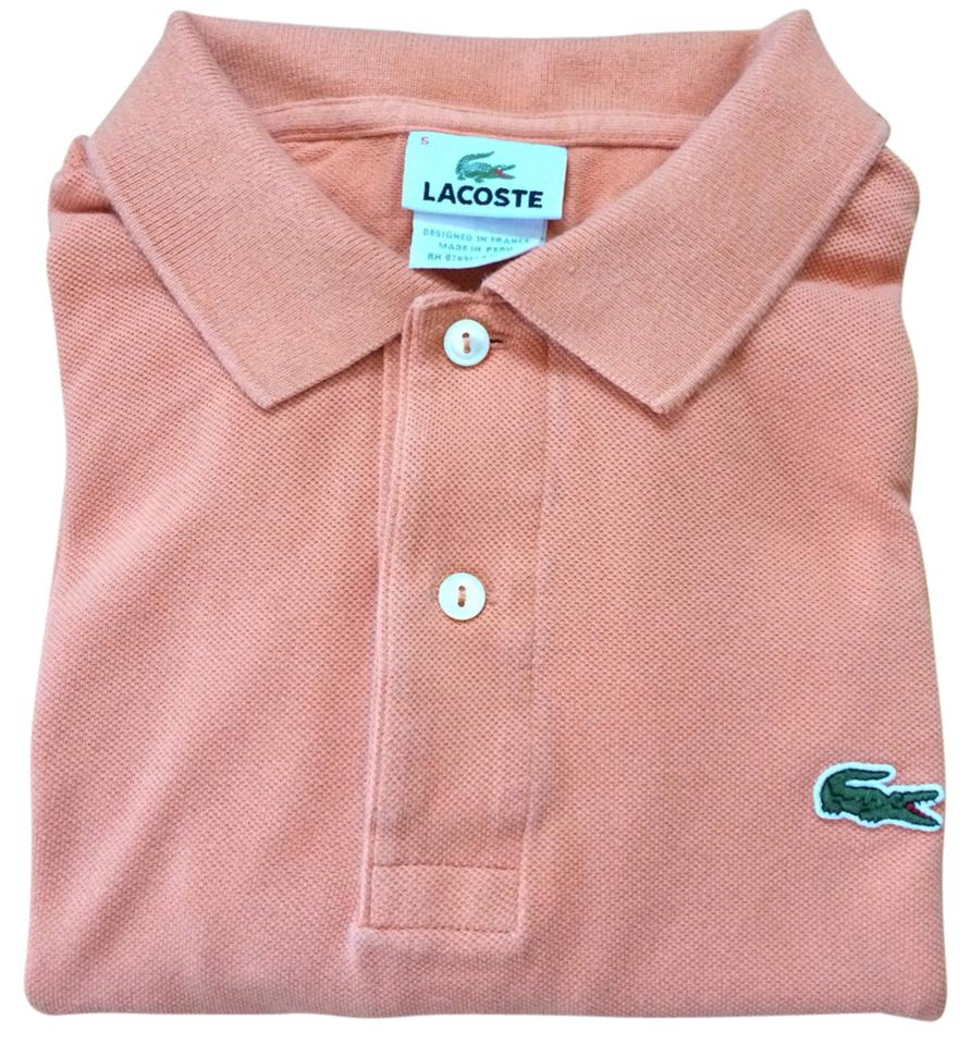 Sleeves pullover 20377872 tops for Lacoste poloshirt weiay