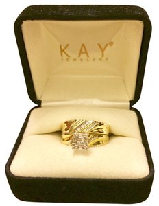 kay jewelers 14k gold dimond 2 ring set - Kay Jewelers Wedding Rings Sets