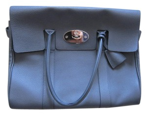 Mulberry Bayswater Tote in Gray