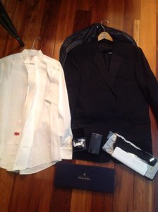 Brooks Brothers Brooks Brothers Tux W All Accessories