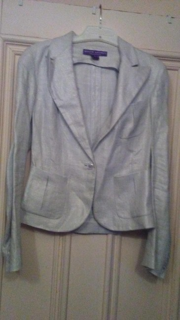 Item - Silver Blue Purple Label Jacket Size 6 (S)