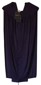 Balenciaga short dress Dark purple, #4000 on Tradesy