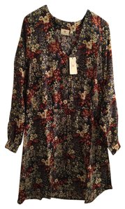 AG Adriano Goldschmied short dress Floral print on Tradesy