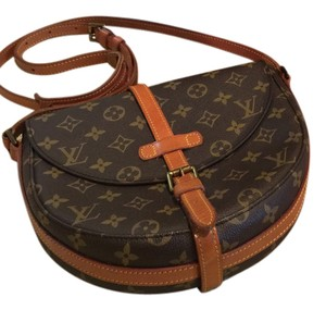 Louis Vuitton Monogram Chantilly Vintage Cross Body Bag