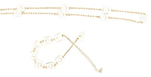 Kate Spade necklace and bracelet set