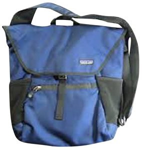 Patagonia Blue Messenger Bag