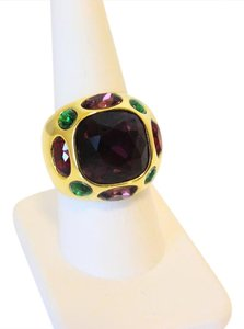 Real Collectibles by Adrienne Real Collectibles Dome Ring 9