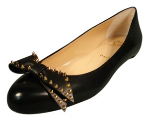 Christian Louboutin New Black Flats