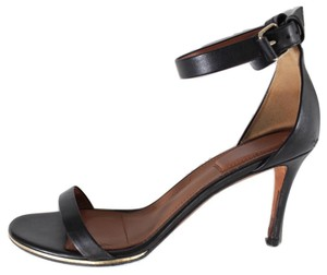 Givenchy Ankle Black Calfskin Nm Pumps