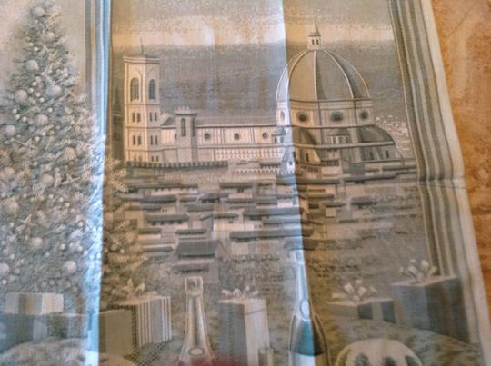 Greens Sur La Table Italian Buon Natale Kitchen Towel Other Image 3