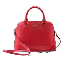 Kate Spade Satchel in Cherry