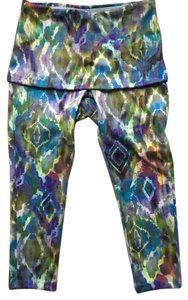 Kira Grace Flirt Dancer Yoga Capri Legging