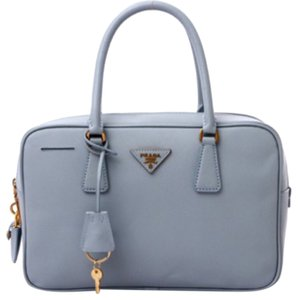 Prada Satchel in Astrale