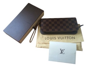 Louis Vuitton Louis Vuitton damier Ebene Insolite wallet