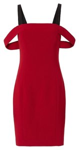 NWT: Cinq a Sept from Intermix Mesh Off The Shoulder Dress