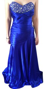 Masquerade Prom Cut-out Dress