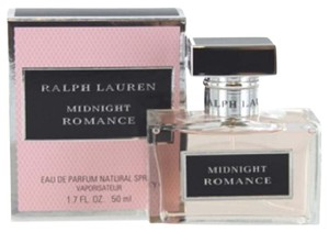 Ralph Lauren ROMANCE MIDNIGHT 1.7 OZ / 50 ML EDP SPRAY FOR WOMAN,NEW !!