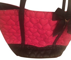 Betsey Johnson Tote in Pink