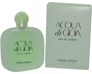 Giorgio Armani ACQUA di GIOIA by Armani 50 ml / 1.7 oz for Woman,New & Sealed.