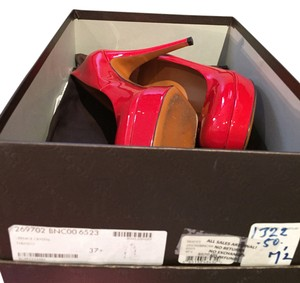 Gucci Red patent leather Pumps