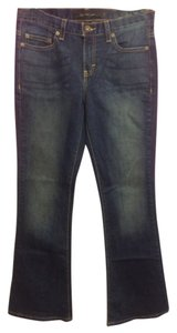 Calvin Klein Flare Leg Jeans-Medium Wash
