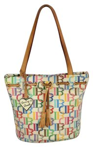 Dooney & Bourke Tote in Multi colored