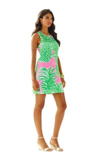 Lilly Pulitzer short dress Shift Lp on Tradesy
