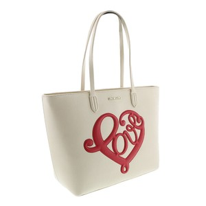 Moschino Tote in Ivory