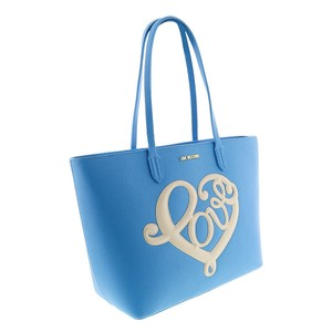 Moschino Tote in Blue