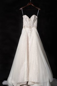 Eve Of Milady 1543 Wedding Dress