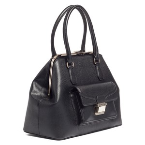 Moschino Satchel in Black Vintage