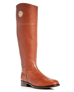 Tory Burch Almond/Brown Boots