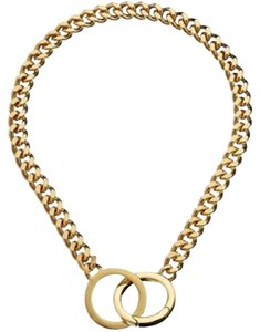 Ralph Lauren NWT 14K Gold Plated Chain Necklace