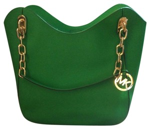 Michael Kors Tote in Palm (green)