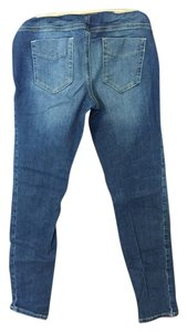 A Pea In The Pod Skinny Jeans-Medium Wash