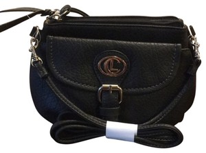 Aurielle Carryland Faux Leather Cross Body Bag