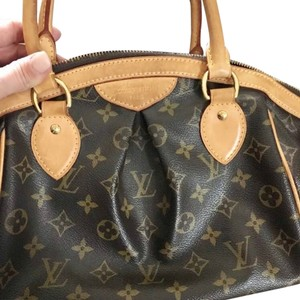Louis Vuitton Tote in Monogram Brown