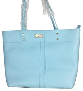 BCBG Paris Tote in baby blue