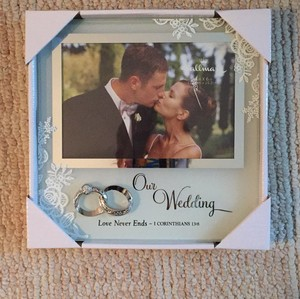 Hallmark Religious Newlywed Photo Frame