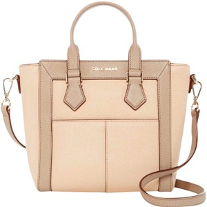 Cole Haan Eva Removable Strap Chic Elegant Satchel
