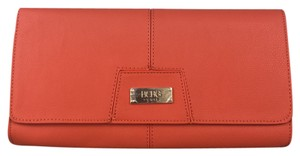 BCBG Paris orange Clutch
