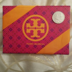 Tory Burch Tory Burch gift card or jewelery holder
