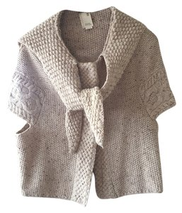 Anthropologie Cable Knit Cardigan