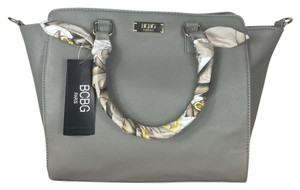 BCBG Paris Satchel in Grey