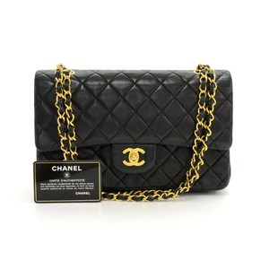 Chanel Quilted 2.55 Double Flap Shoulder Bag