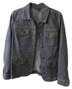 Style & Co medium denim Womens Jean Jacket