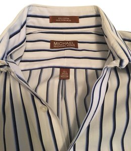 Michael Kors Dress Shirt Groom Gift Other Button Down Shirt Stripe