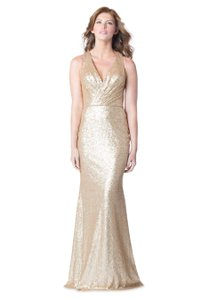 Bari Jay Gold 1601 Dress