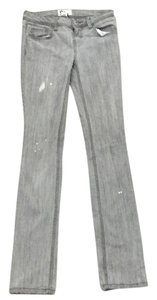 SO Straight Leg Jeans-Light Wash