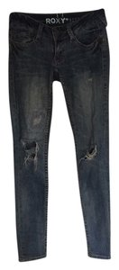Roxy Skinny Jeans-Distressed